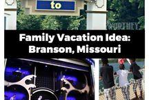 Missouri Vacation Ideas