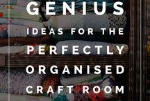 Craft room me