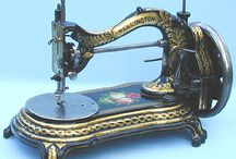 Vintage Sewing Machines & Accessories / by Lorie K