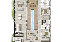 House designs / House designs, floor plan ideas. / by Kendy Murphy