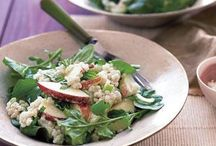 Vegetarian Meals / Weeknight dinner options