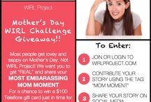 Giveaways / WIRL Challenge Giveaways at WIRL Project