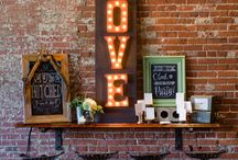 Marquee Light Letters - DIY/Ideas