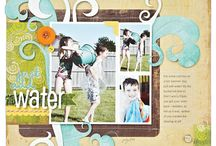 Scrapbook Ideas / by Pia Espinel
