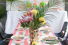 Creating a Gorgeous Summer Tablescape