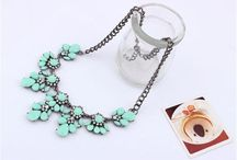 FREE Mint Crystal Statement Necklace - Just Pay Shipping!