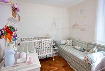 Dec - Quarto Bebê Menino / Aqui você encontra ideias e inspiração para decoração de quarto de bebês menino :)