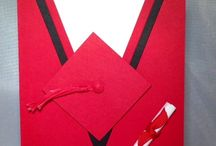 Cards-Graduation / by Grace Schroeder