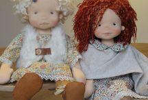 Steiner dolls