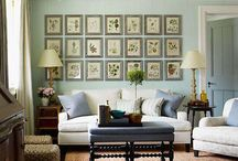 Fab Family Rooms / by Tammy Gaston