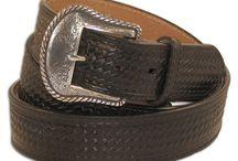 Men's Western Belts & Buckles / by AA Callisters