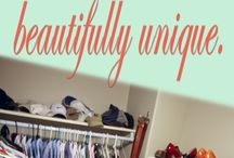 Beauty: Clothing & Accessories / by Debbie Beachboard