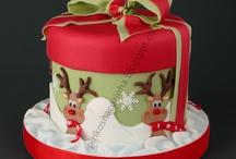 Christmas cakes / karácsonyi torták