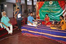 GIRI FINE ARTS June month concert / Selvi V.U.M. Aishwarya presenting vocal concert. She is accompanied on mridangam by Mr.Prabakar and violin by Selvi.Subashree Sankaran
