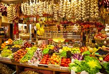 SAN LORENZO Market / The typical central market in Florence!  Come visit it!!