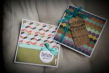Homemade Cards  / Homemade special occasion cards