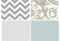 Colors, Prints and Fabrics