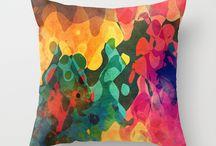 Colourful palette