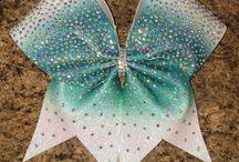 Cheer bows ❤