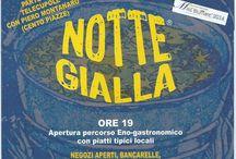 Nottegialla Moscato D'Asti / Night dedicated to Moscato d'Asti