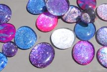 Nail Polish Jewelry Craft / Make yourself a nail polish jewelry craft! Thank you Mona for this project!