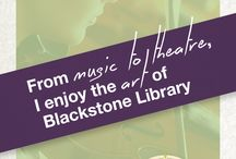 #BookmarkBranford / Tell us what the Blackstone Library means to you! | www.bookmarkbranford.org | #BookmarkBranford / by James Blackstone Memorial Library