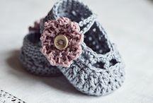 Вязаные пинетки, носки,тапочки,манжеты
