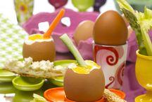 Cuisson des Oeufs / Les oeufs, incontournables de la gastronomie, toujours présents dans notre réfrigérateur et utilisable sous toutes ses formes.... que parfois on en oublie les temps de cuisson !