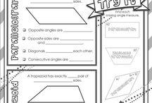 Numeracy / maths education ideas