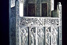 byzantijnse beeldhouwkunst