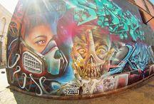 #streetart  ||| CHILE