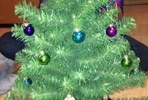 Christmas Tree 1 / by Cristina Vega