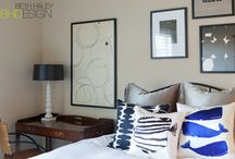 BHD Bedrooms / Beth Haley Design