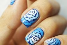 Nail designs  / by Tenelle Kimple