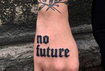 Destroy the past live the future