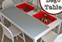 Kids Lego / Ideas and inspiration for Lego play and Lego tables.