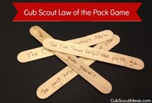 Cub Scouts / by Jen Strong