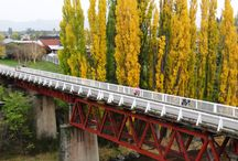 Rail Trail Adventures / These are some photos taken in April as our guests biked the Otago Central rails Trail in Otago, New Zealand.