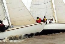 Match Racing / Fotografías de regatas de barco contra barco.