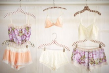 Lingerie / by Melina