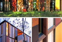 Inspiroivaa arkkitehtuuria
