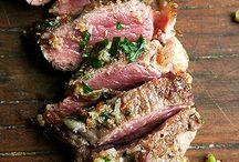 Carne y proteína