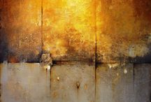 gold with color palette / by Barbara Murphy