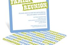 family reunion invitations / by Brenda Newton