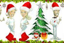 X- MAS! / 2013-2014 / Happy Holidays!