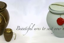 Scattering on water? / Our Water Burial Urns are especially designed to be 100% biodegradable so you can bury at sea or on a lake or river easily.