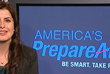 America's PrepareAthon! / Visit http://ready.gov/prepare to learn more about how you can get prepared for all types of hazards!