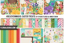 #believeinmagic: EASTER TREATS