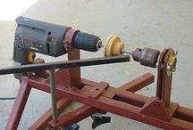 ağaç torna yapımı