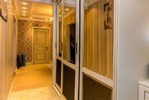 Шкаф в прихожей | wardrobe in the hallway / Стильный шкаф от интерьерной мастерской Senator Club - это сочетание безупречного качества и новейших технологий мебельного производства.